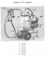 Fahrbare Melkmaschine Compact1