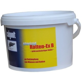 calgonit sterizid Ratten-Ex B